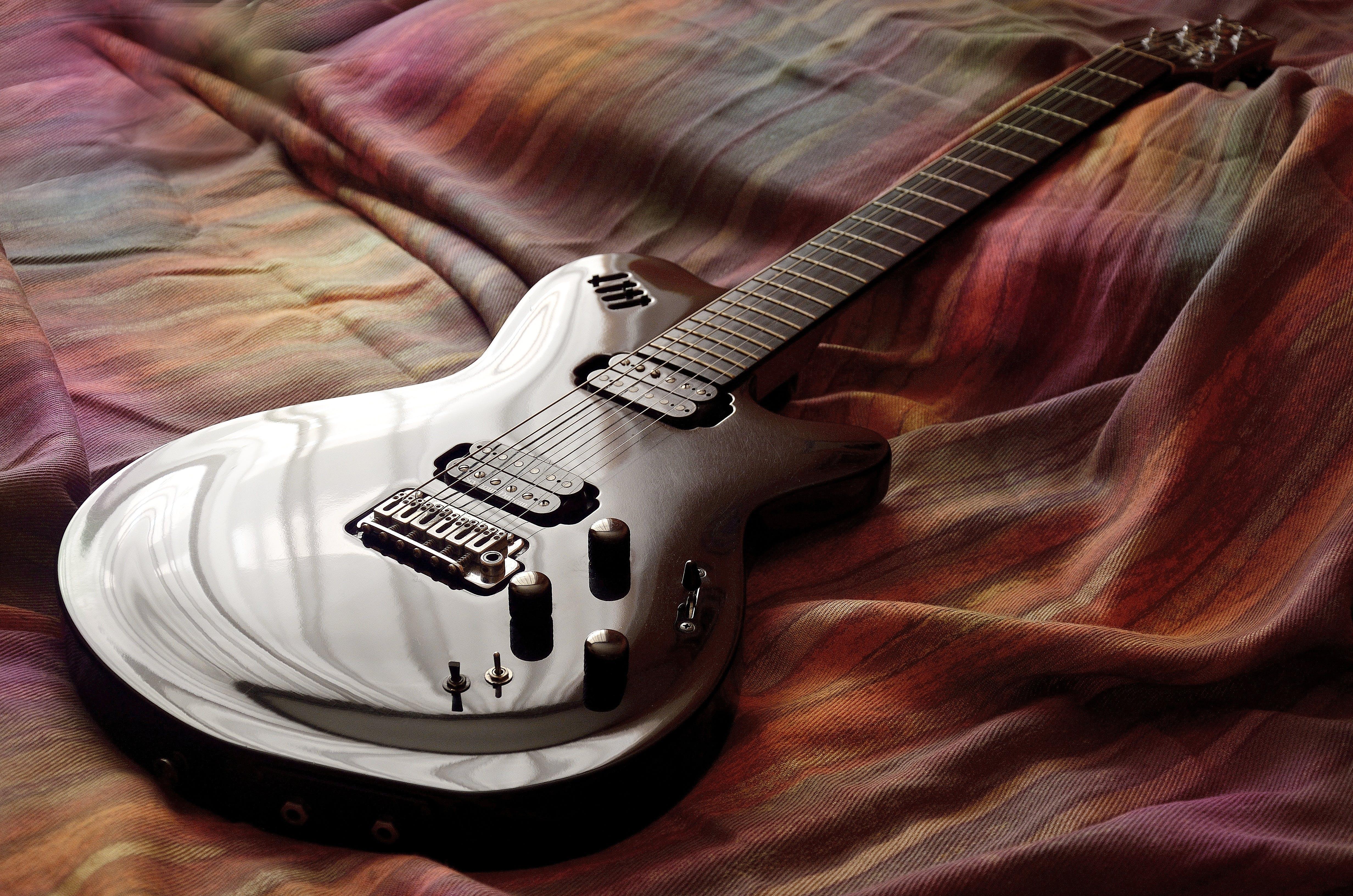 Ảnh lưu trữ miễn phí về nhạc cụ, nhạc cụ dây, đàn ghi ta, đàn guitar điện