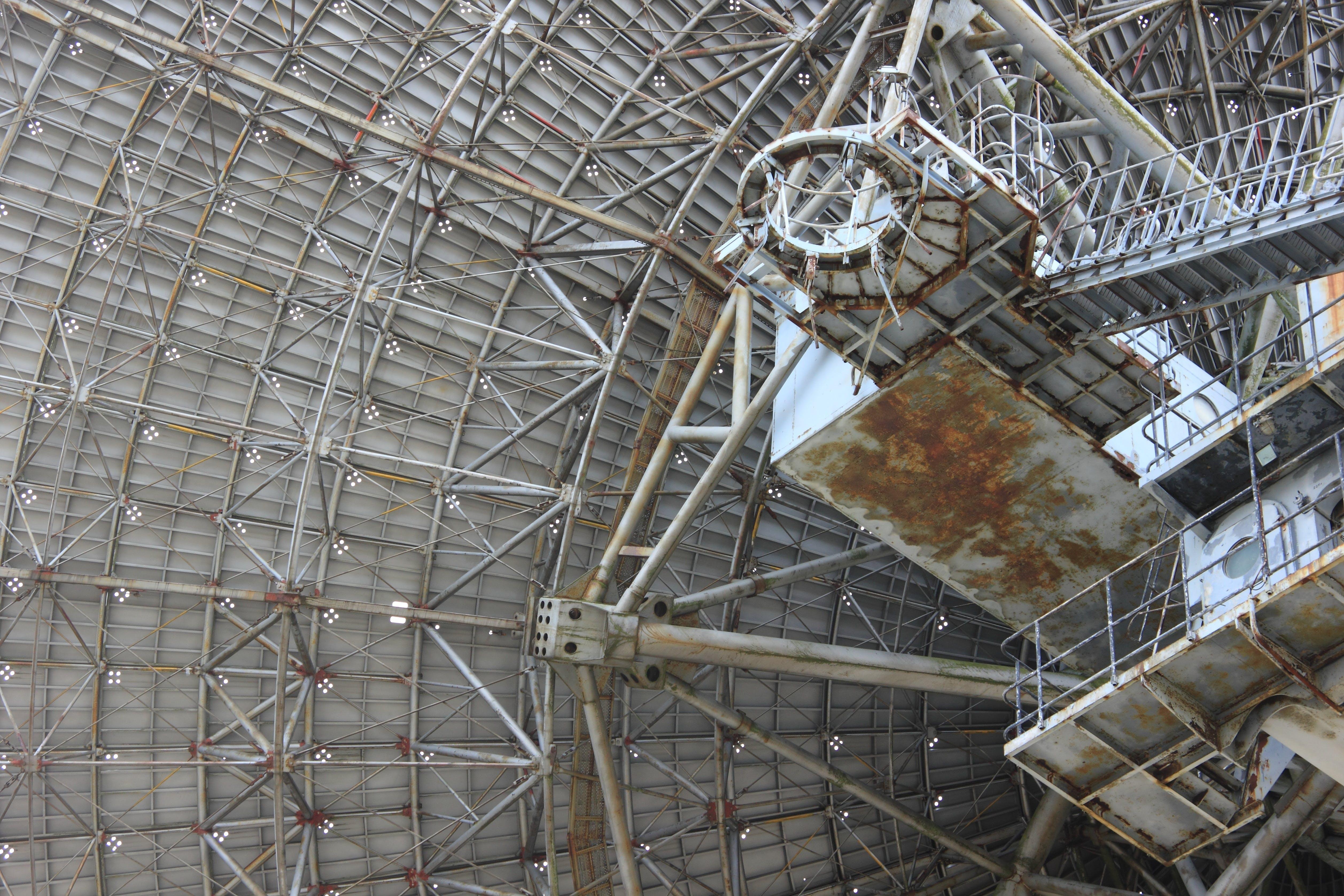 Free stock photo of telescope, research, dish, radio