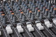 desk, music, sound