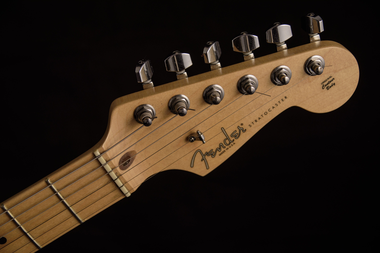 Fender Guitar Head Stock