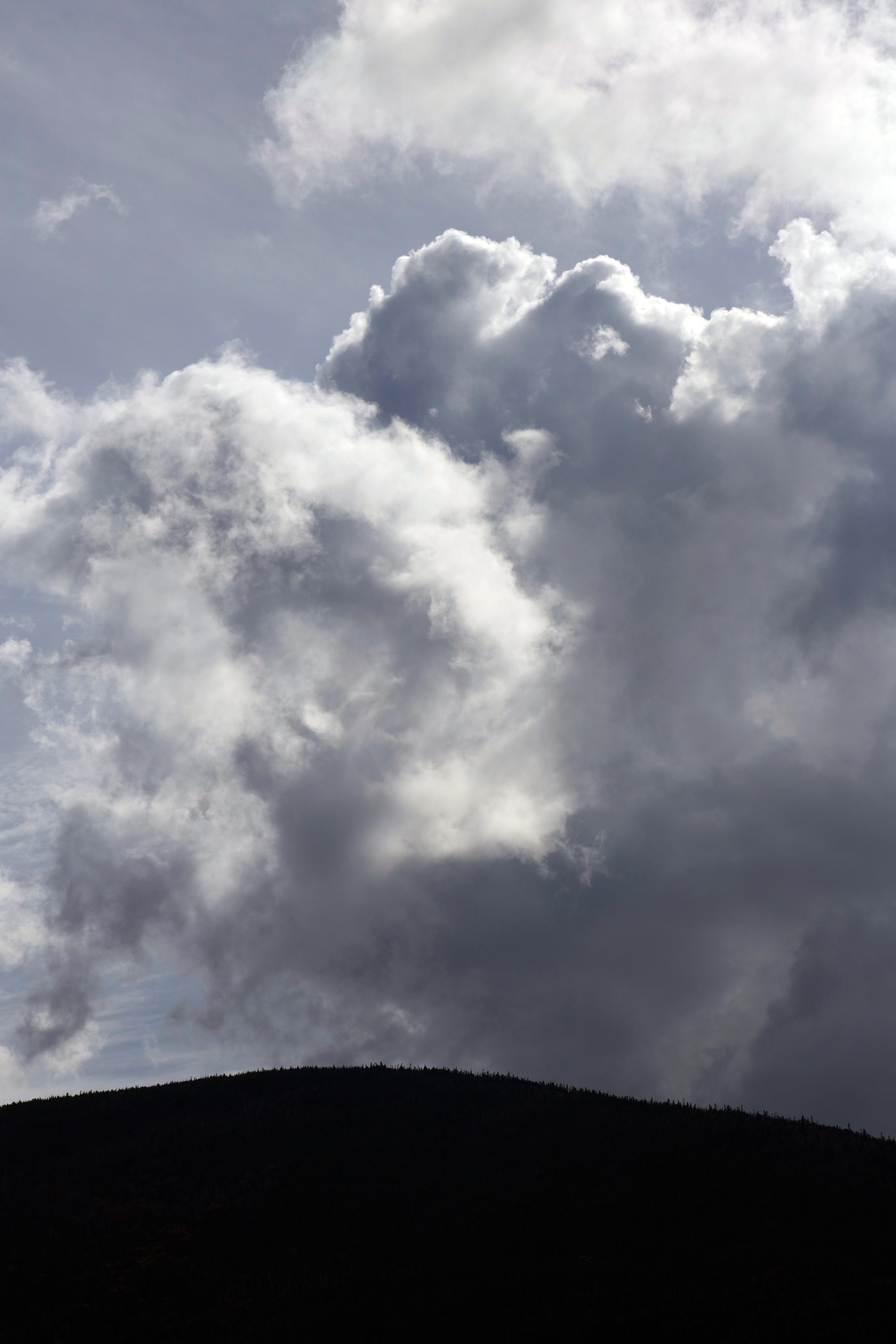 Fotobanka sbezplatnými fotkami na tému hora, mraky, oblačný, príroda