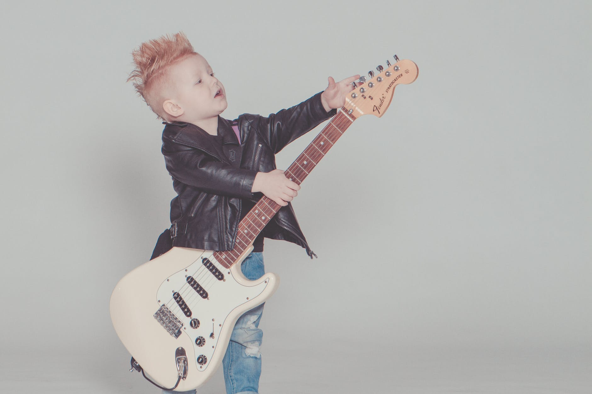 Marketing your child for modeling