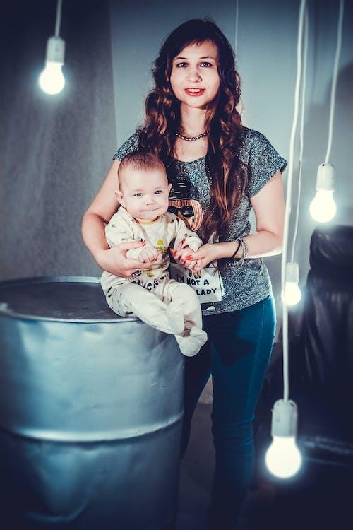 Fotobanka sbezplatnými fotkami na tému bábätko, batoľa, byť spolu, dieťa