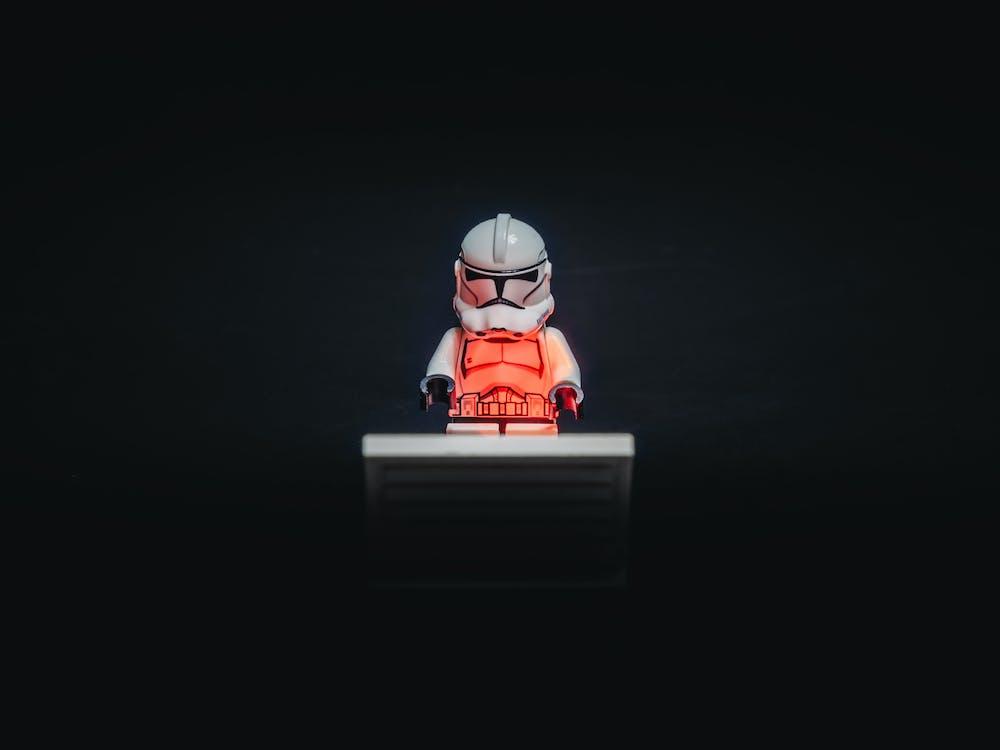Free stock photo of dark, lego, miniature