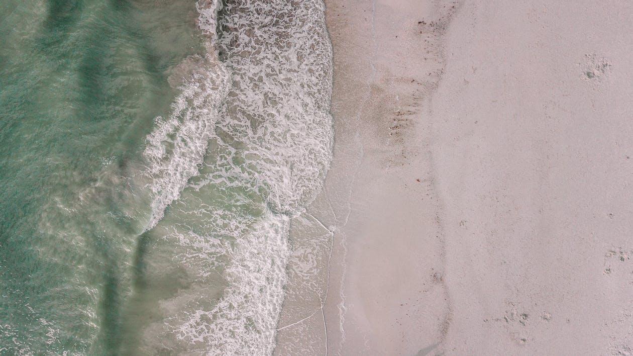 air, cairan, fotografi drone