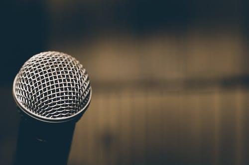 Безкоштовне стокове фото на тему «візерунок, великий план, екран сітки, мікрофон»