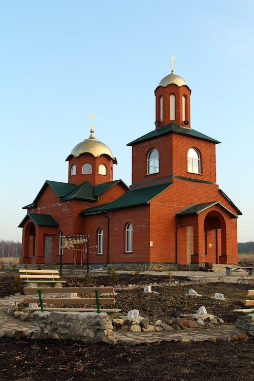 Fotobanka sbezplatnými fotkami na tému budova, budova kostola, čierna, kostol