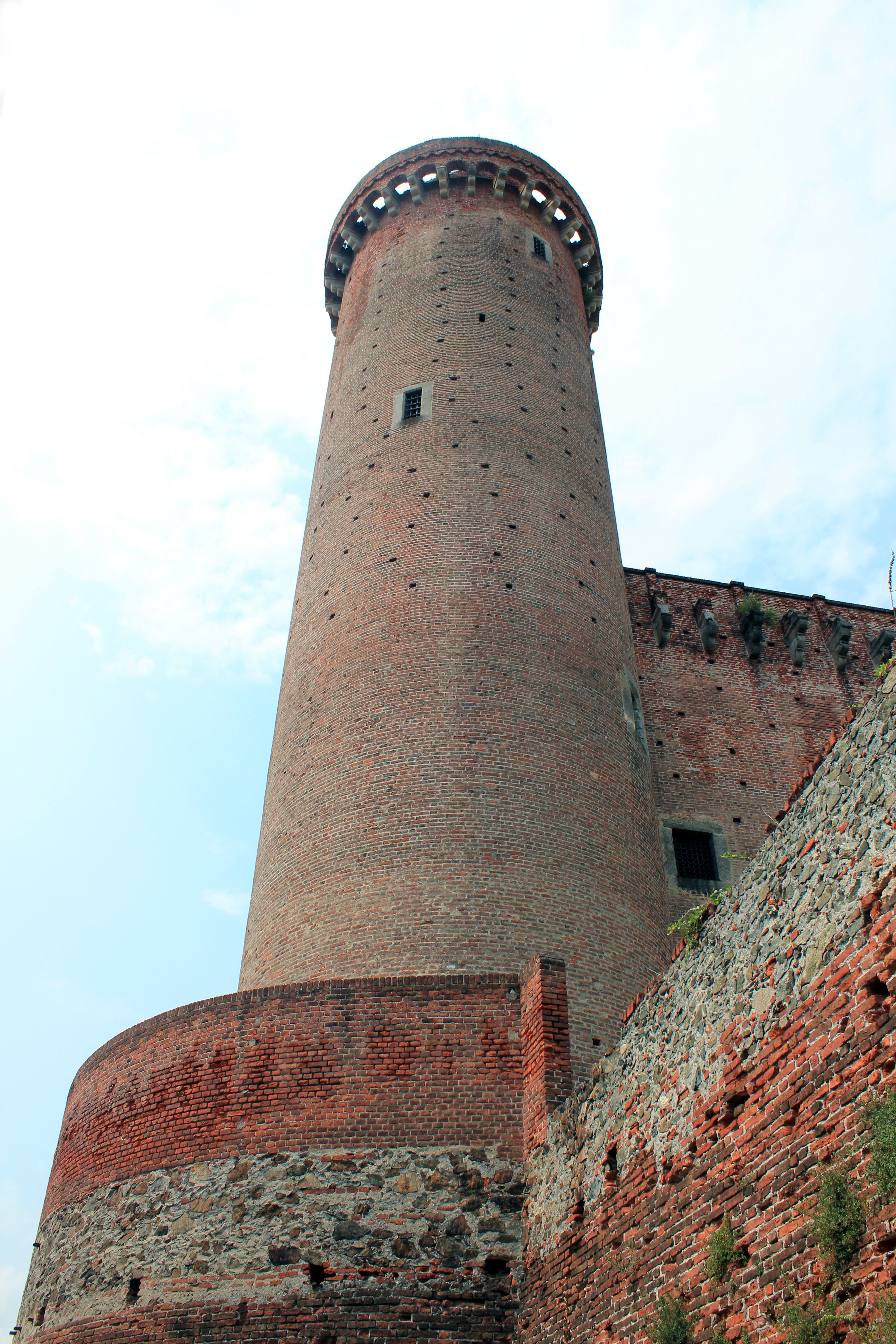 of catle, tower