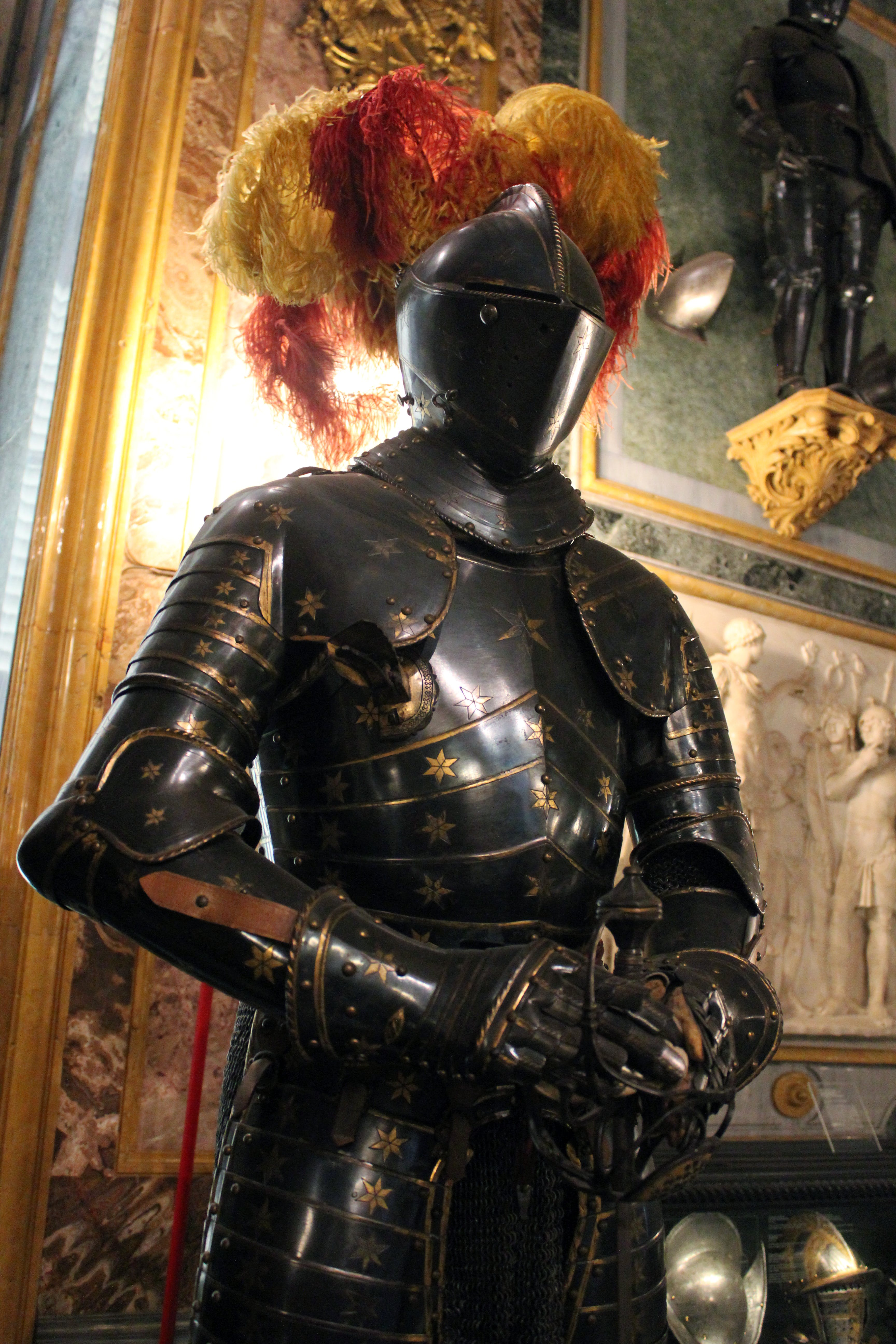 of armory, medieval