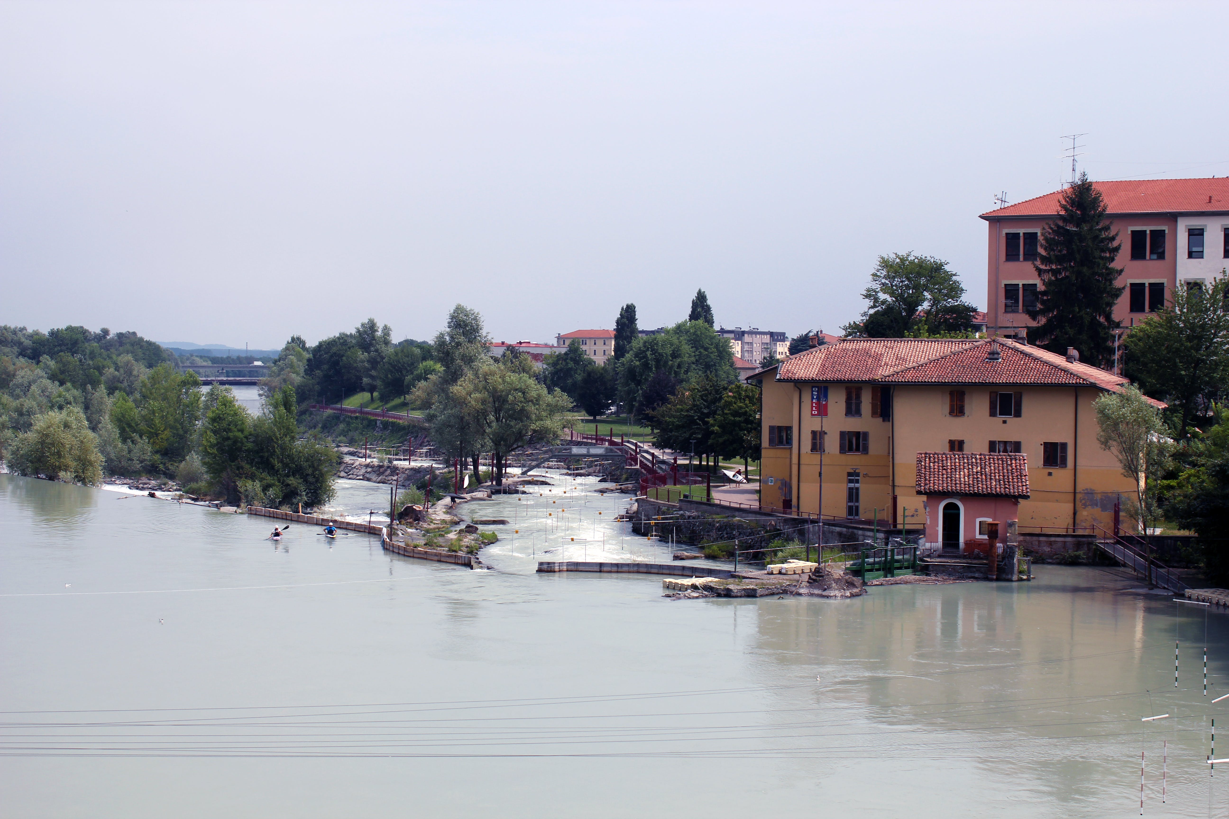 of ivrea, river