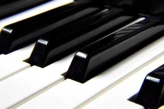 Black Piano Minor Keys