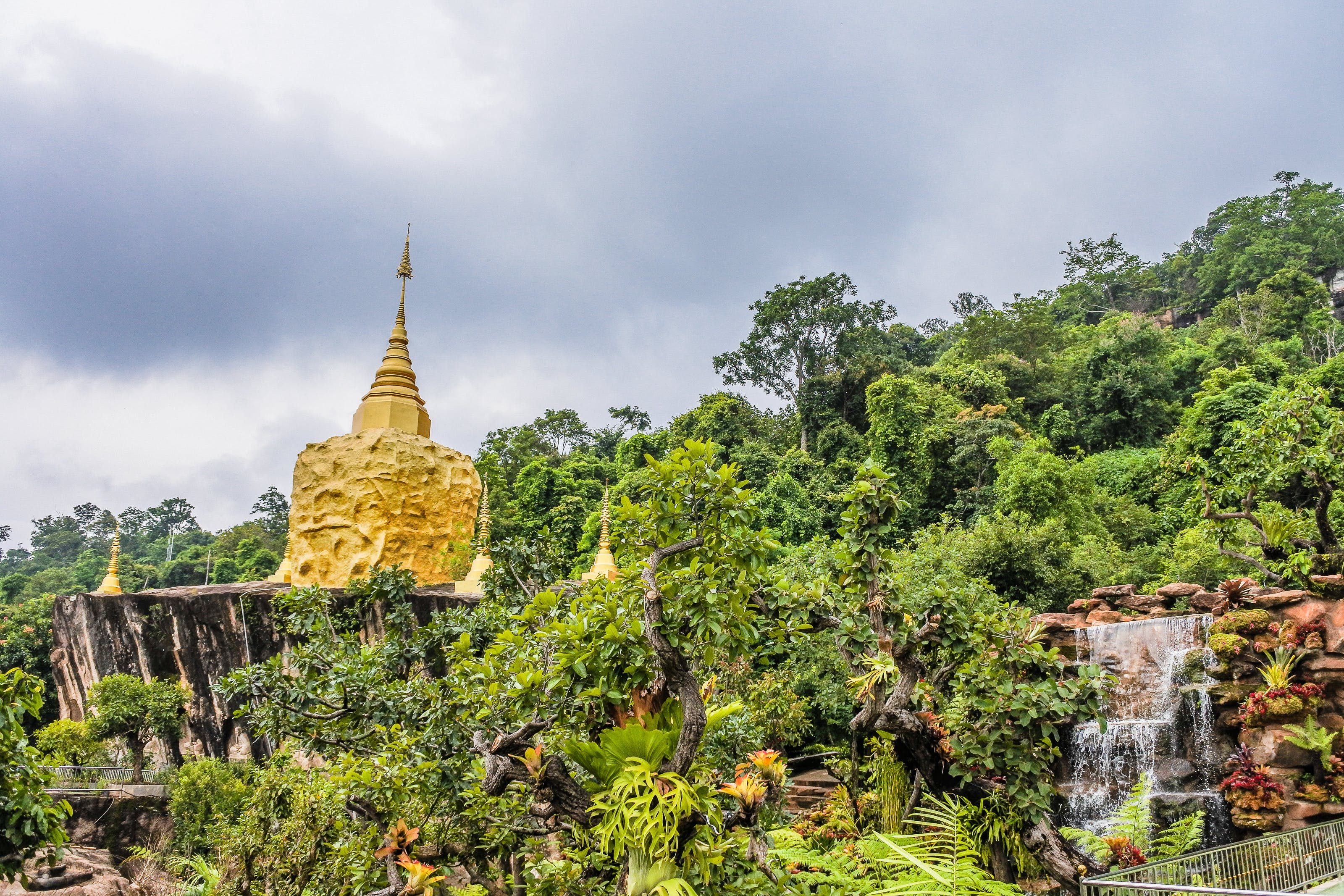 Free stock photo of ancient, architecture, blue, buddha