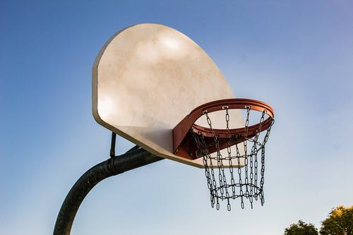 Gratis arkivbilde med basketball ring, basketballkurv, basketballnett, idrett