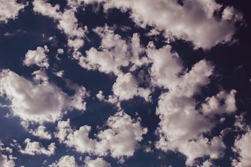 Gratis arkivbilde med skyer