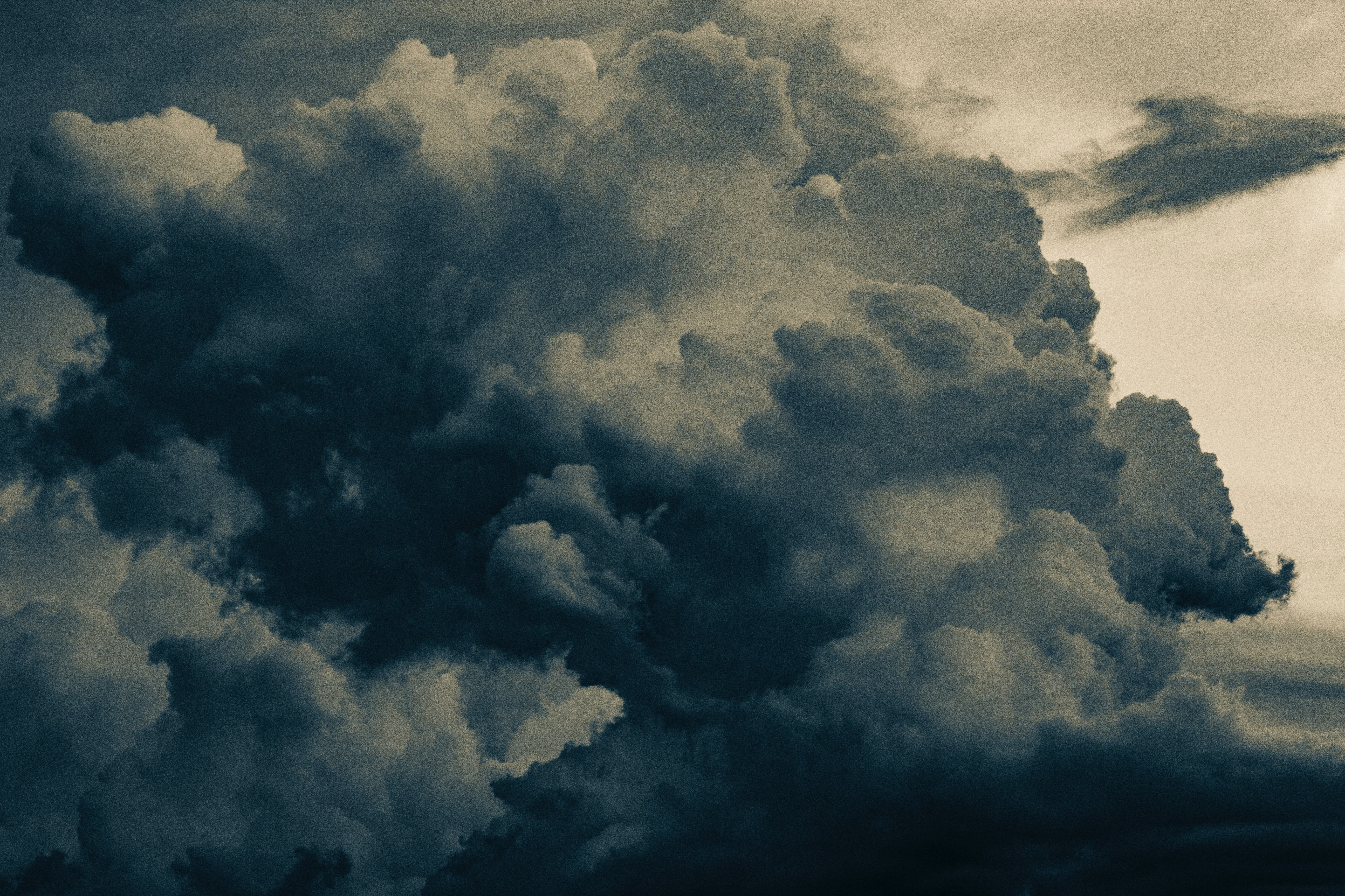 Free stock photo of clouds, storm