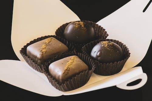 Gratis arkivbilde med konfekt, sjokolade