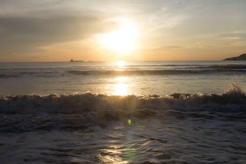 Free stock photo of Biển Cửa Lò