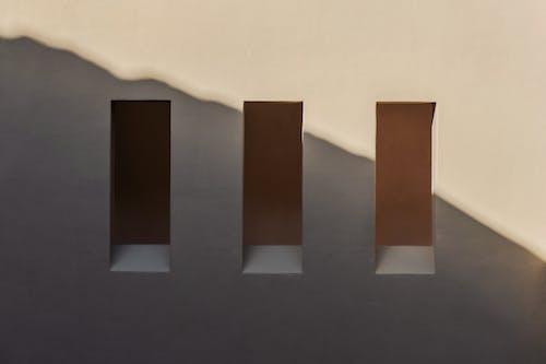 日光, 牆壁, 特寫, 視窗 的 免费素材照片