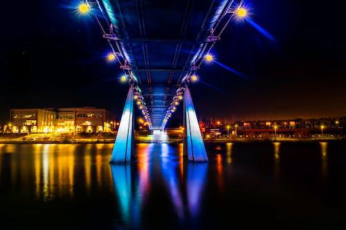 คลังภาพถ่ายฟรี ของ กลางคืน, ตอนเย็น, ตัวเมือง, สถาปัตยกรรม