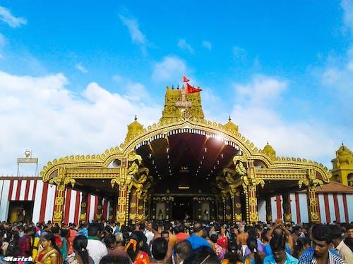 Free stock photo of hindu, temple