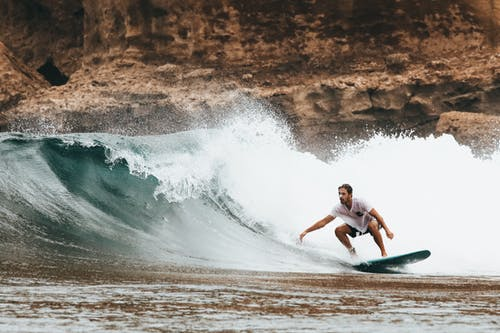 Immagine gratuita di avventura, divertimento, fare surf, hawaii