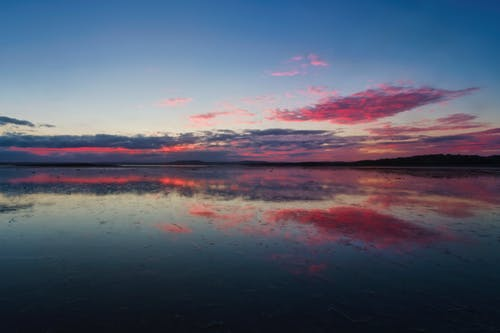 Gratis arkivbilde med daggry, dagslys, hav, natur