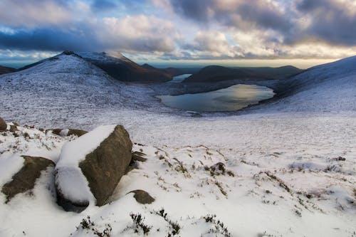 Základová fotografie zdarma na téma hory, krajina, led, ledovec