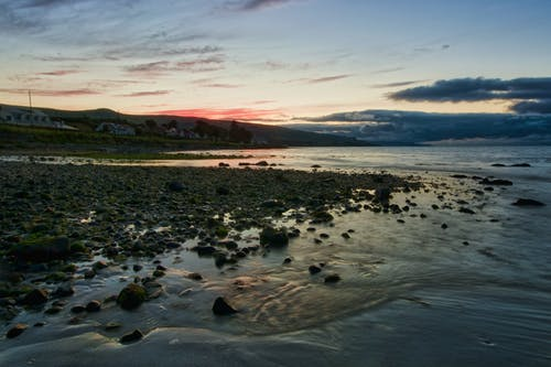 Gratis lagerfoto af ballygalley, county antrim, hav, nordirland
