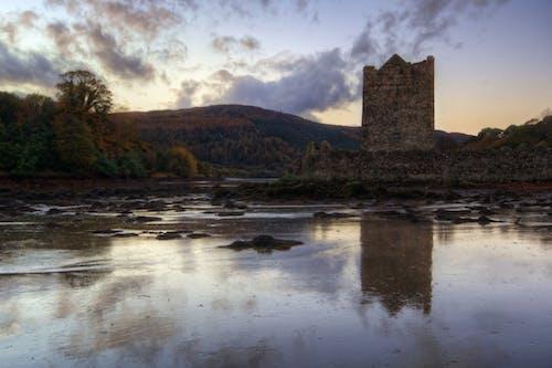 warrenpoint, 北爱尔兰, 反射, 日落 的 免费素材图片