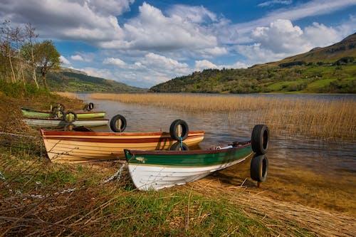 县斯莱戈, 愛爾蘭, 格伦卡湖, 船 的 免费素材图片