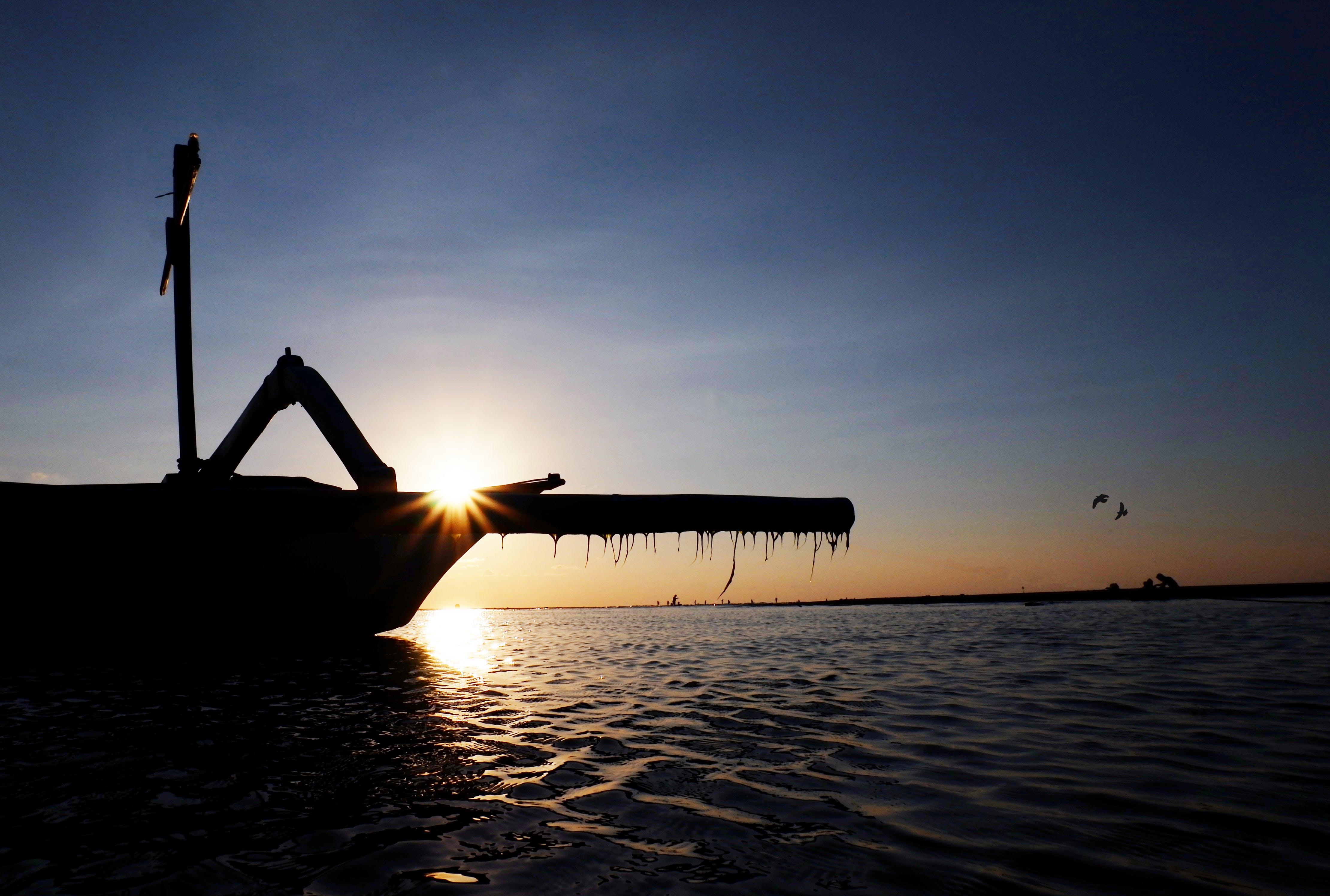 Free stock photo of bali, beach, boat, sunset