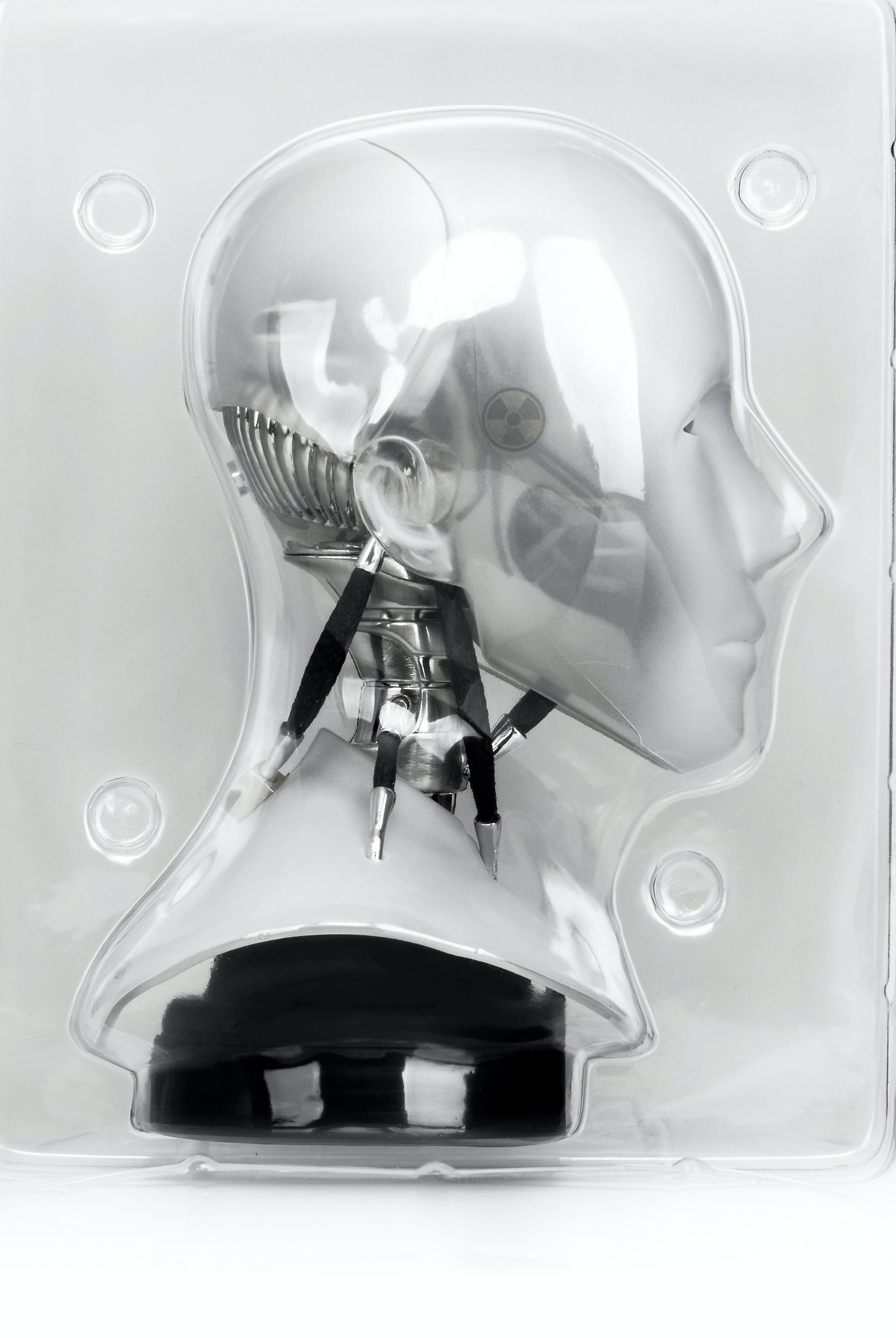 Fotobanka sbezplatnými fotkami na tému balenie, profil, robot, sci-fi