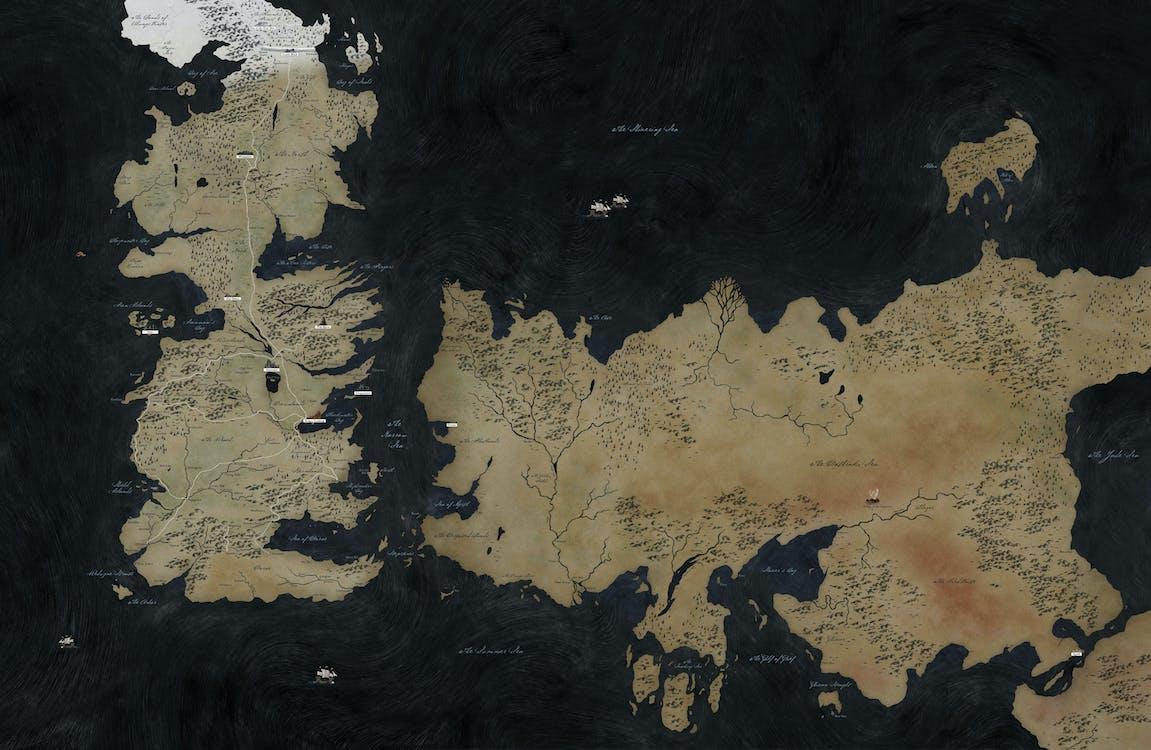 #map #gameofthrones #history