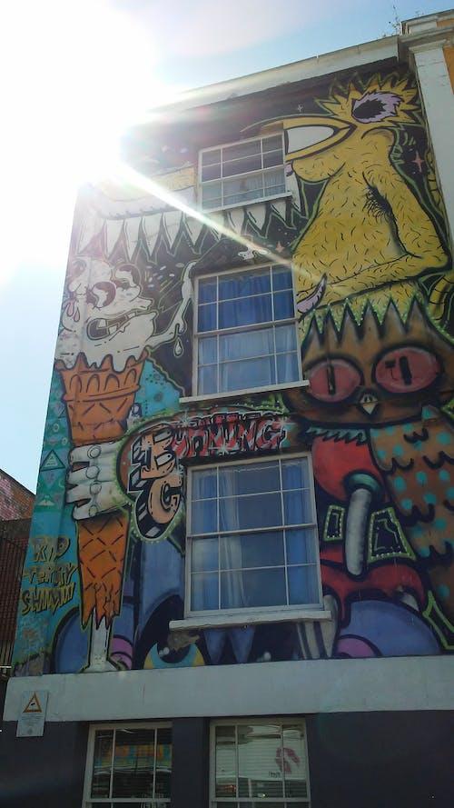 Free stock photo of art, bristol, graffiti