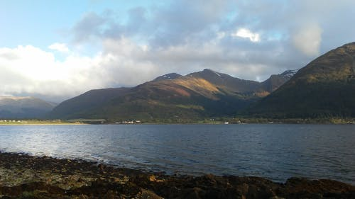 Free stock photo of loch, scotland