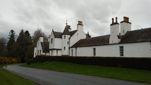 Free stock photo of blair castle, castle, scotland
