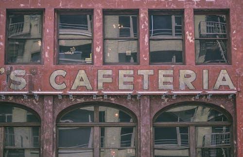 Gratis stockfoto met architectuur, café, cafetaria, gebouw