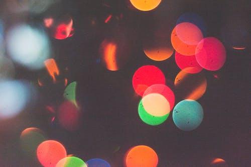 Imagine de stoc gratuită din blur, iluminat, lumini