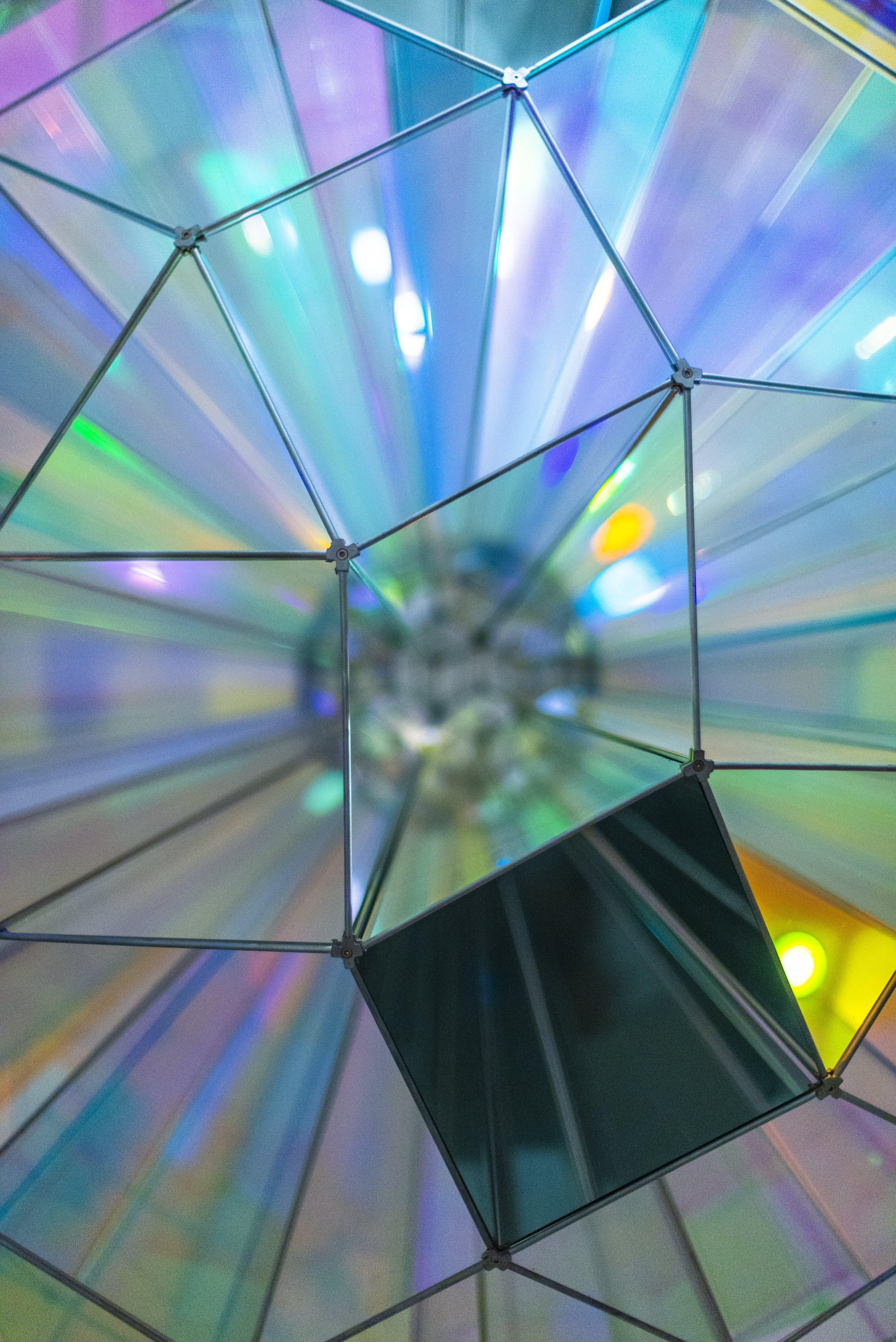 glare, glass, light reflections