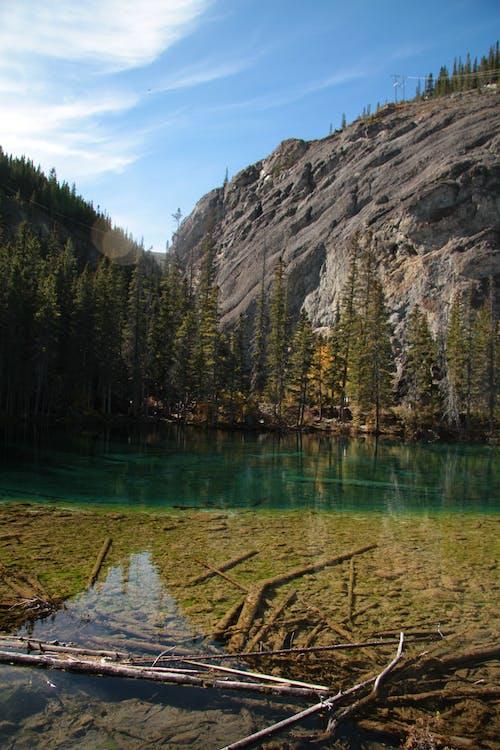 Darmowe zdjęcie z galerii z canmore, góry, grassi lakes