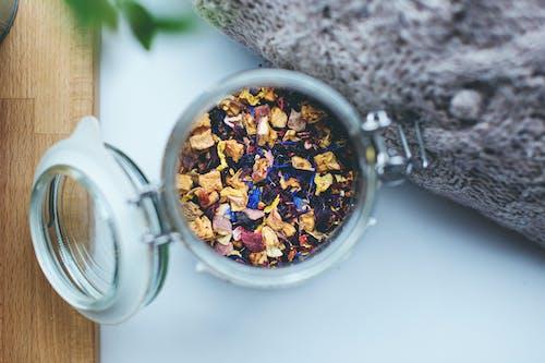 Ingyenes stockfotó befőttes üveg, csupor, tea témában