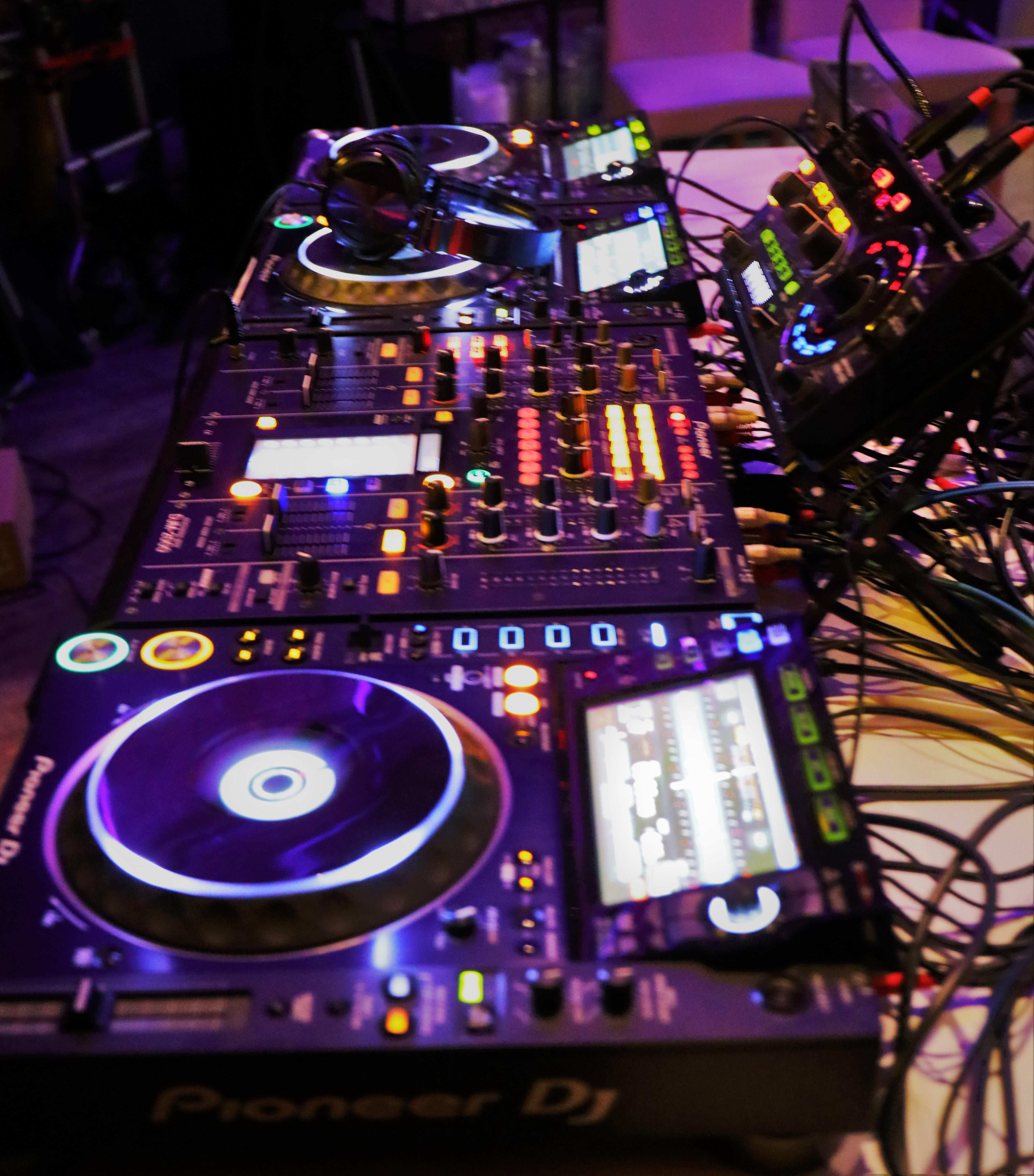 Free stock photo of audio mixer, dj, DJ Mixer