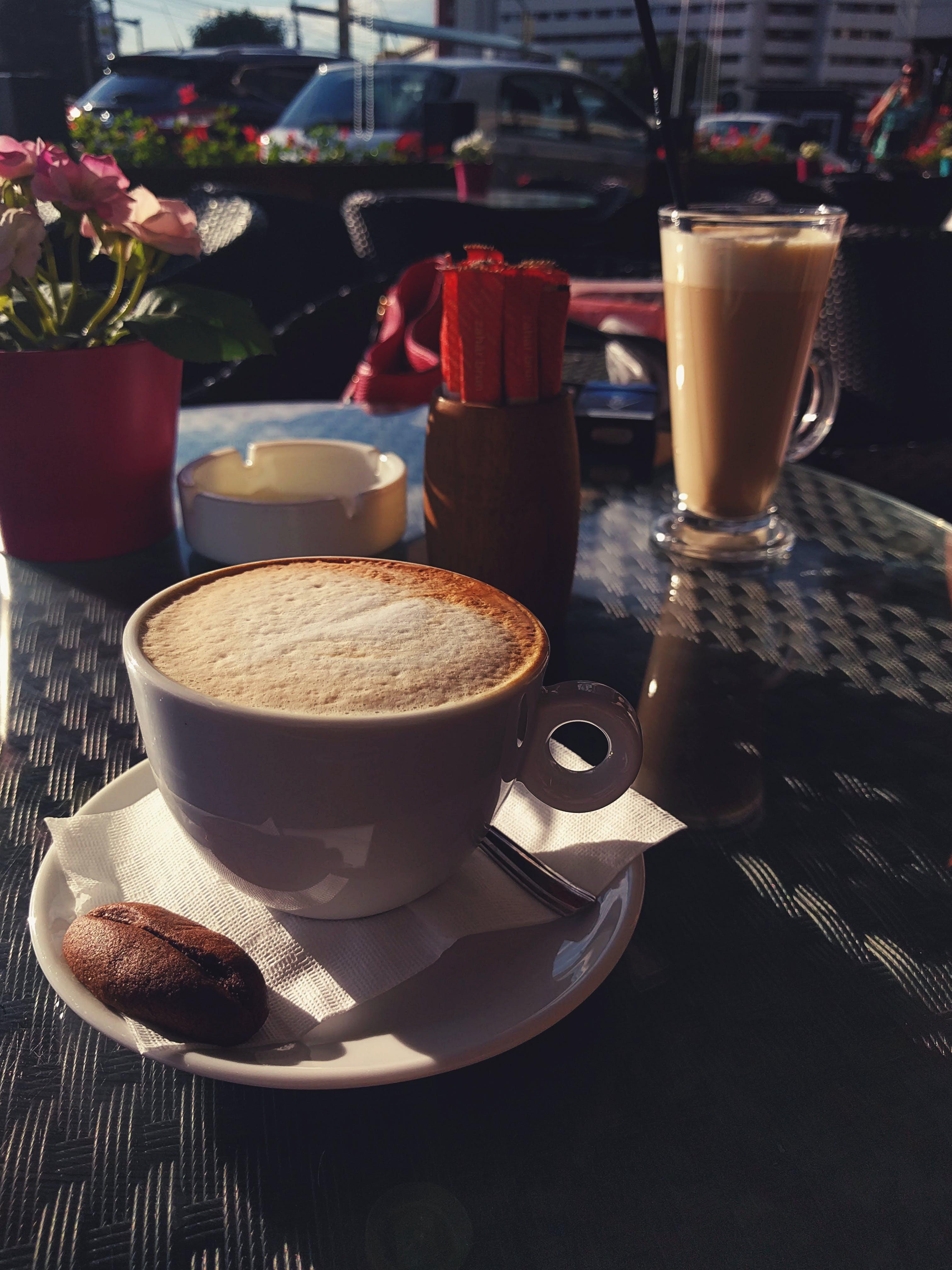 Fotos de stock gratuitas de beber, café, café exprés, cafeína