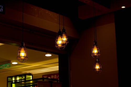 Kostnadsfri bild av aromatisk, middag, mörk
