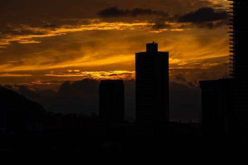 Fotobanka sbezplatnými fotkami na tému Panama, panama mesto, západ slnka
