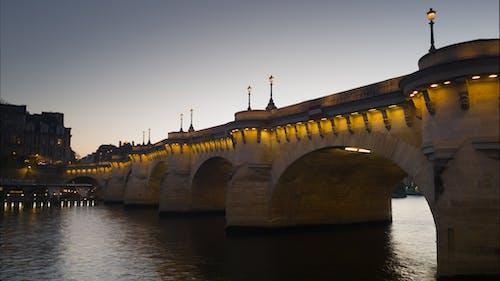 Ilmainen kuvapankkikuva tunnisteilla pariisi, pont neuf, silta