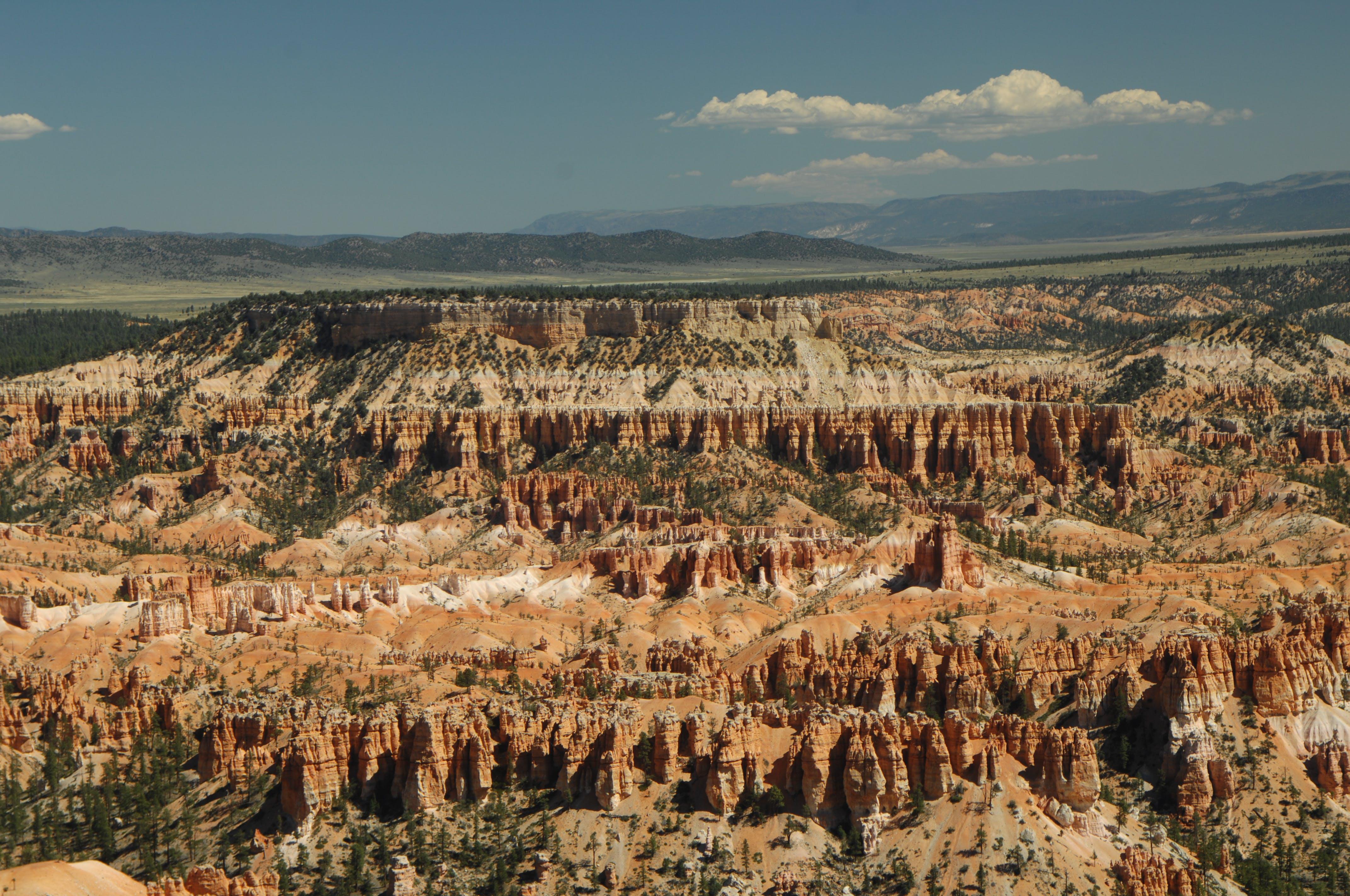 Kostenloses Stock Foto zu berge, canyon, dürr, erosion