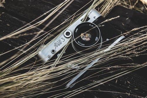 技術, 漆黑, 特寫, 相機 的 免费素材照片