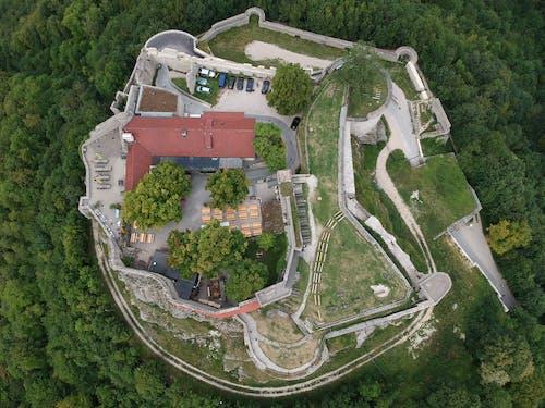 Gratis lagerfoto af arkitektur, befæstning, borg, dagslys