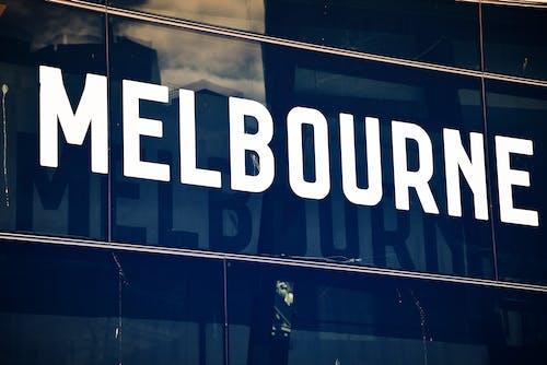 Foto stok gratis melbourne, tanda kota